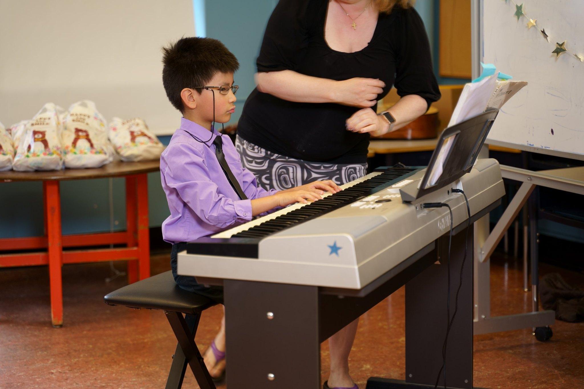 Music school recital 2019 5